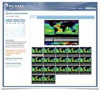Aquarius Level 3 Image Browser Tool