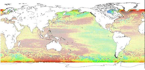 Integrated Multi-Mission Ocean Altimeter Data for Climate Research