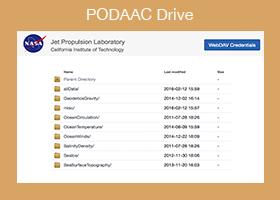 PODAAC_Drive
