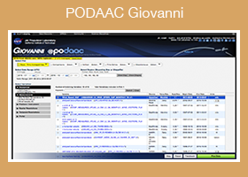 PO.DAAC Giovanni
