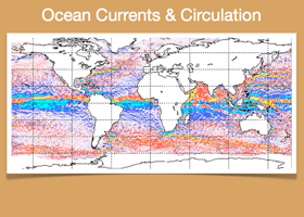 Ocean Currents & Circulation