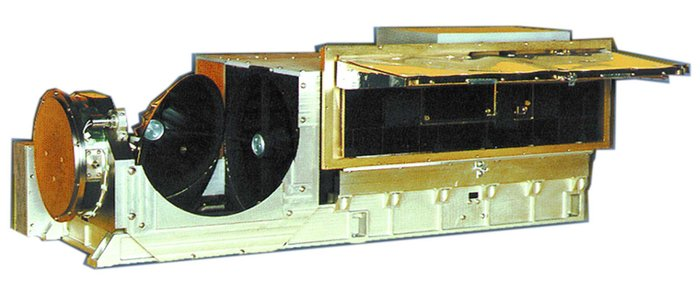 AVHRR instrument