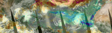 Hurricanes Florence, Joyce, and Helene