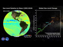 Embedded thumbnail for Sea Surface Height Anomalies and Global Mean Sea Level
